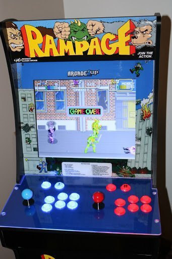 Modding a 1UP Arcade Cabinet with a Raspberry Pi - Game Dummy